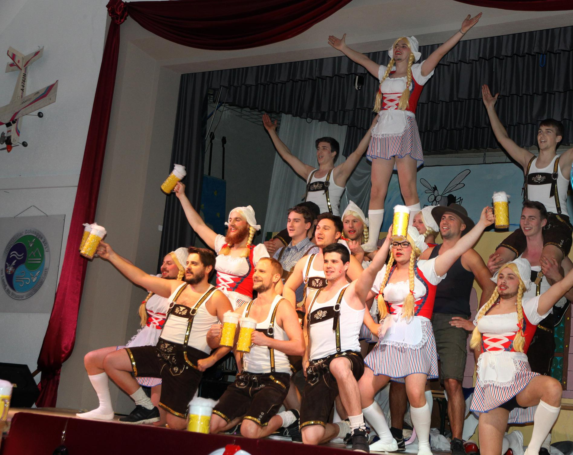 DML - Sitzung Lengfurt 2017