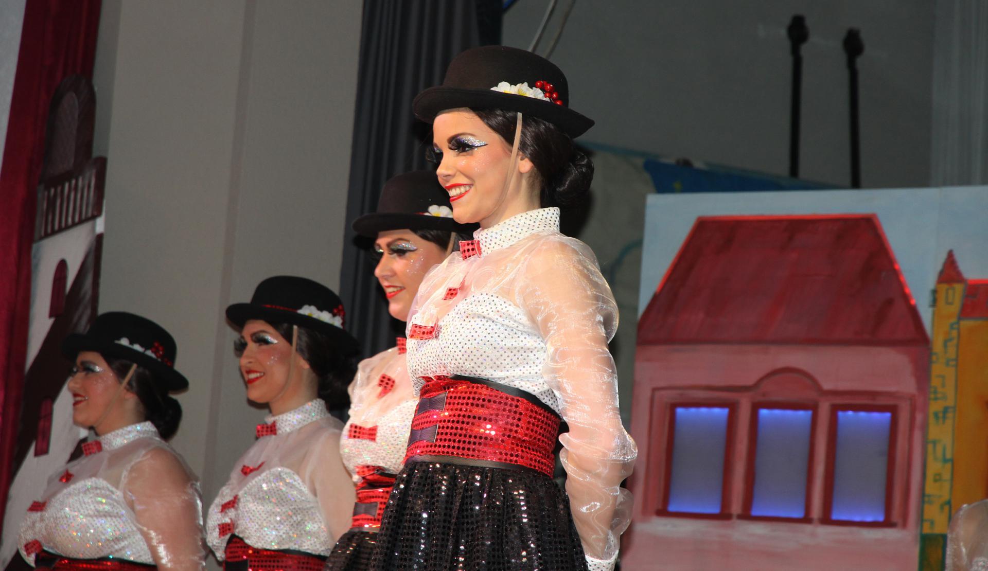 Showtanzgruppe - Sitzung Lengfurt 2017 10