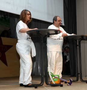 Bütt Roth - Sitzung Lengfurt 2017 2