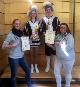 29. Unterfränkische Meisterschaft im karnevalistischen Tanzssport
