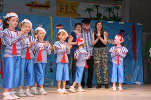 Moskitos beim Kinderfasching 2017