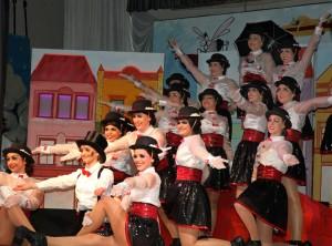 Showtanzgruppe - Sitzung Lengfurt 2017 18